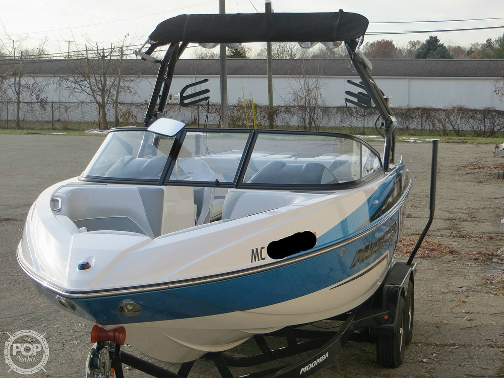 2017 Moomba boat for sale, model of the boat is Craz Surf & Image # 16 of 40