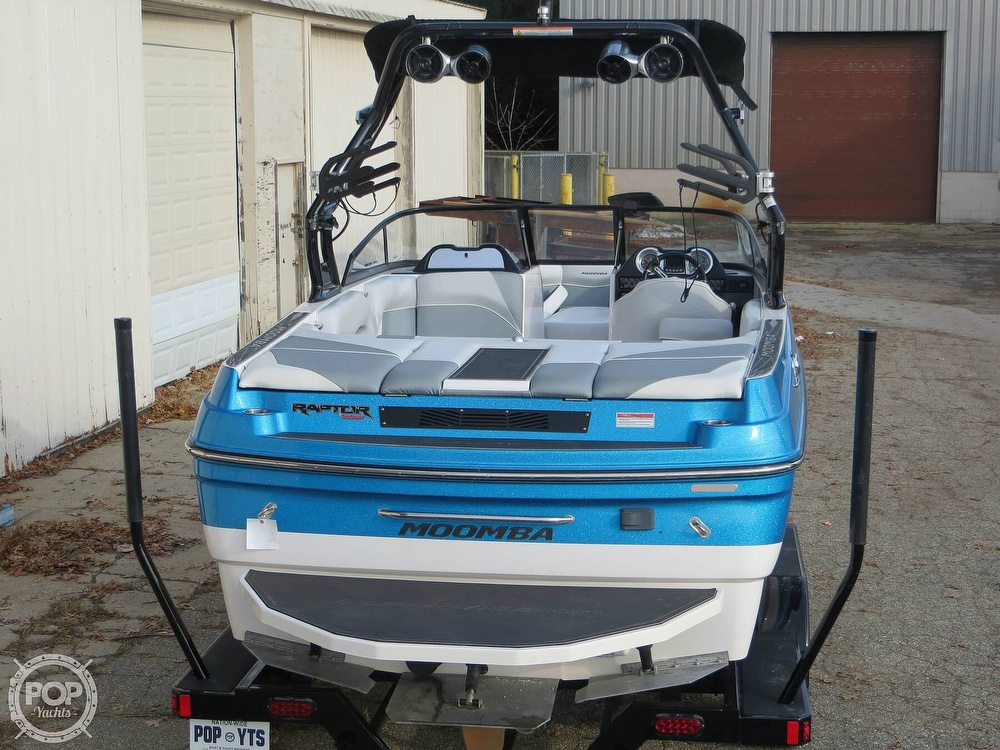 2017 Moomba boat for sale, model of the boat is Craz Surf & Image # 18 of 40
