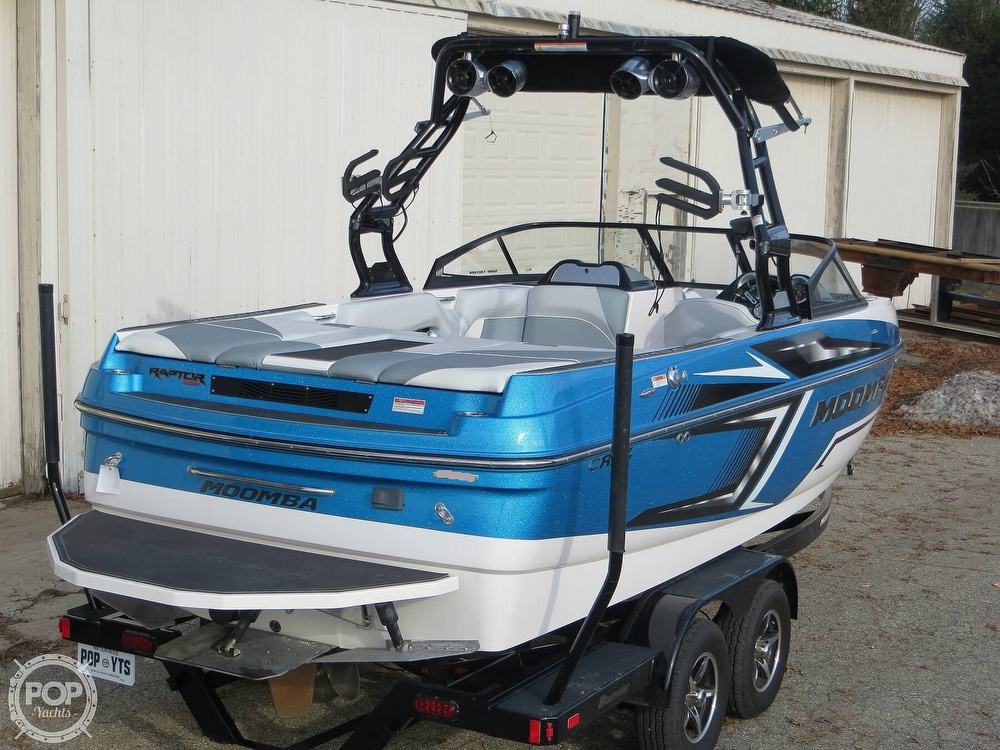 2017 Moomba boat for sale, model of the boat is Craz Surf & Image # 19 of 40