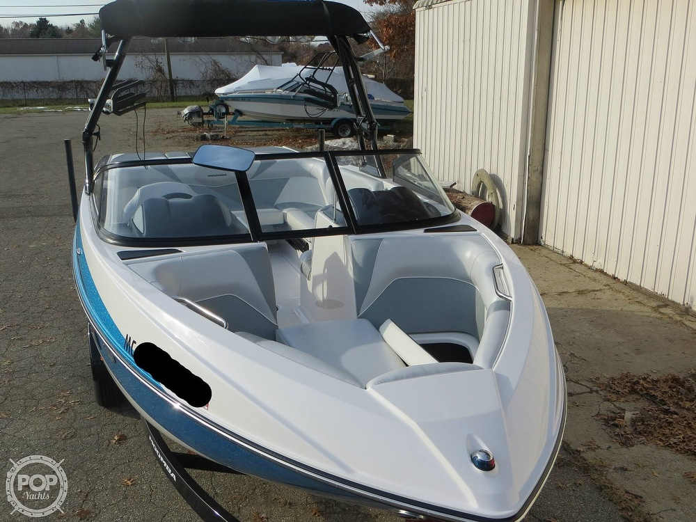 2017 Moomba boat for sale, model of the boat is Craz Surf & Image # 21 of 40