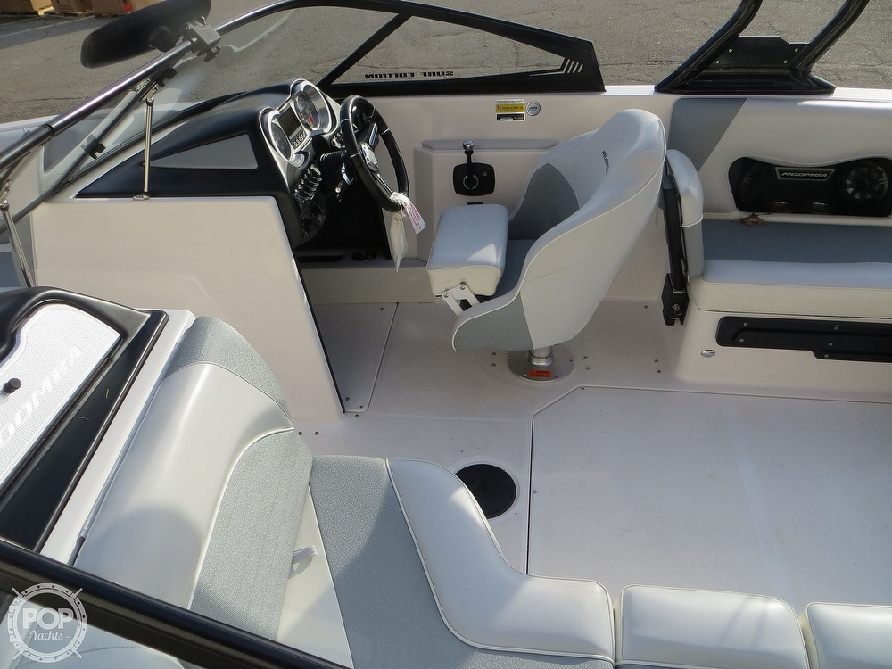 2017 Moomba boat for sale, model of the boat is Craz Surf & Image # 25 of 40