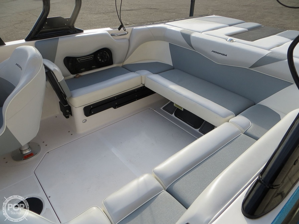 2017 Moomba boat for sale, model of the boat is Craz Surf & Image # 26 of 40