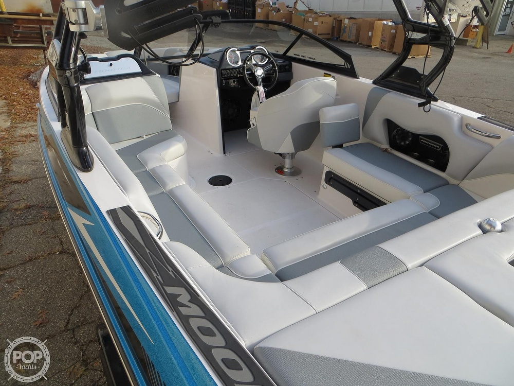 2017 Moomba boat for sale, model of the boat is Craz Surf & Image # 27 of 40