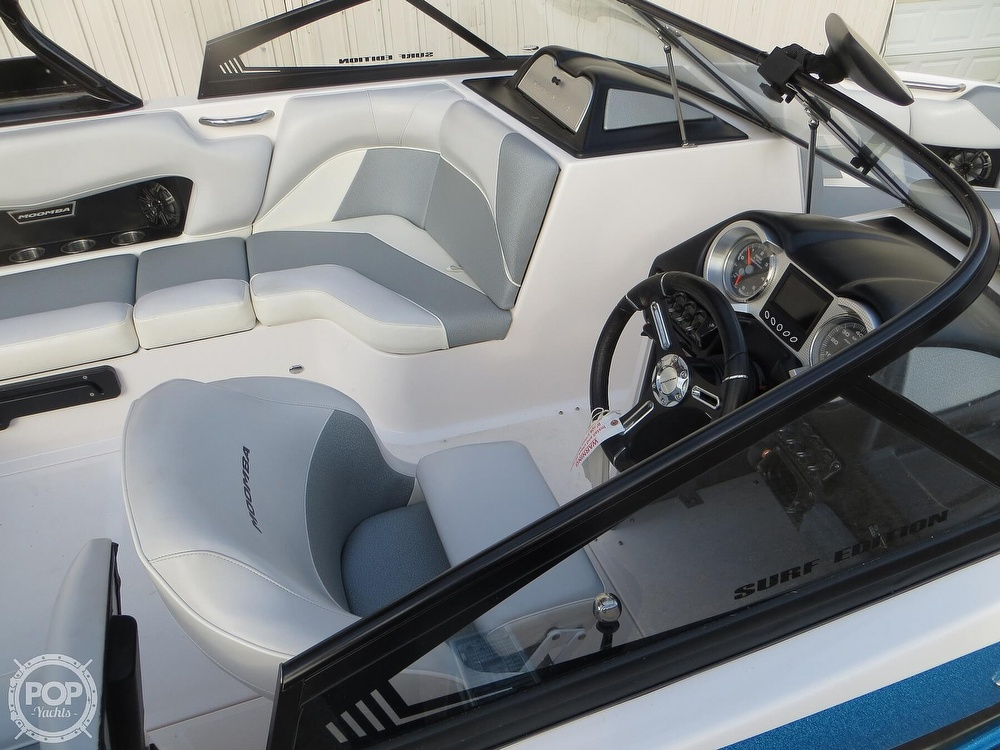2017 Moomba boat for sale, model of the boat is Craz Surf & Image # 29 of 40