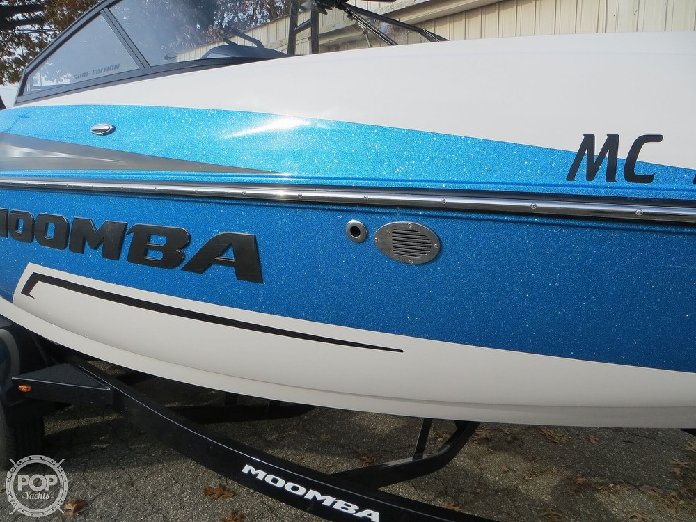2017 Moomba boat for sale, model of the boat is Craz Surf & Image # 32 of 40