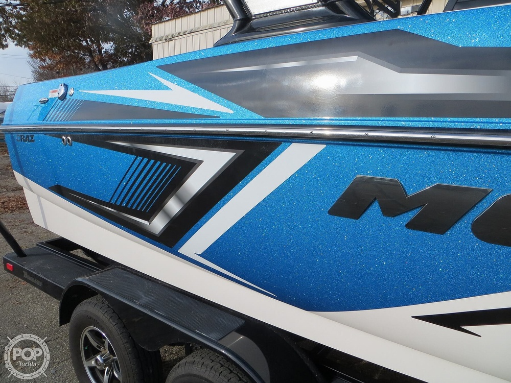 2017 Moomba boat for sale, model of the boat is Craz Surf & Image # 33 of 40
