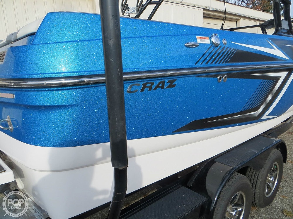 2017 Moomba boat for sale, model of the boat is Craz Surf & Image # 34 of 40