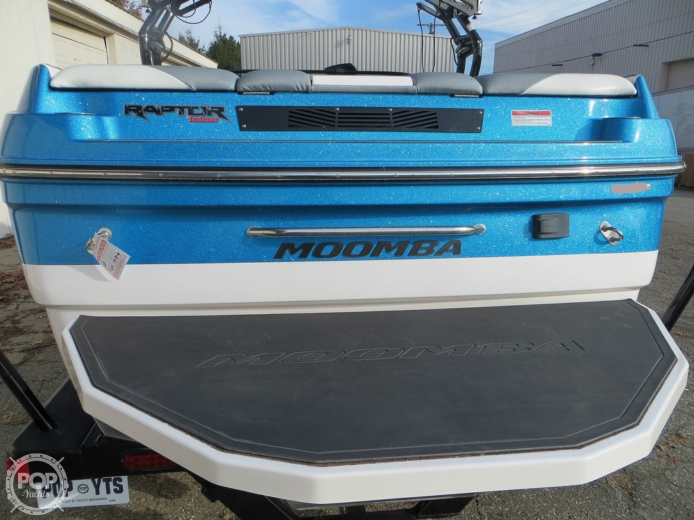 2017 Moomba boat for sale, model of the boat is Craz Surf & Image # 35 of 40