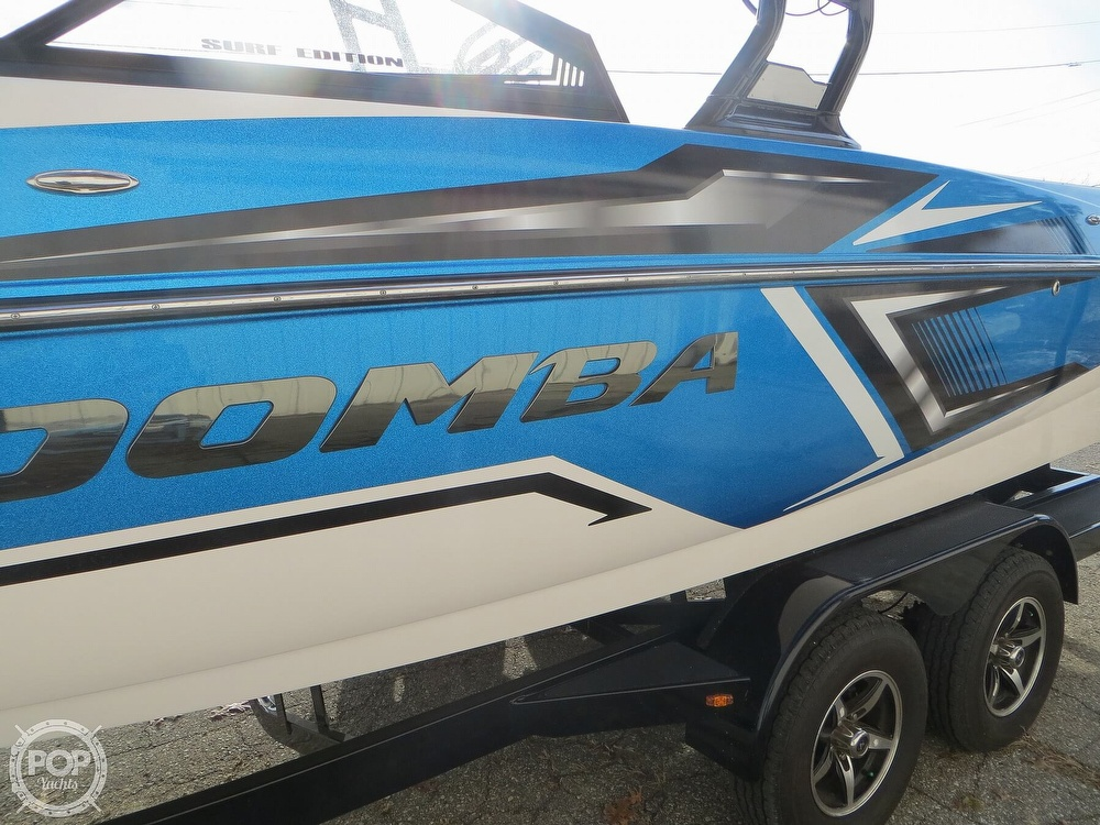 2017 Moomba boat for sale, model of the boat is Craz Surf & Image # 38 of 40
