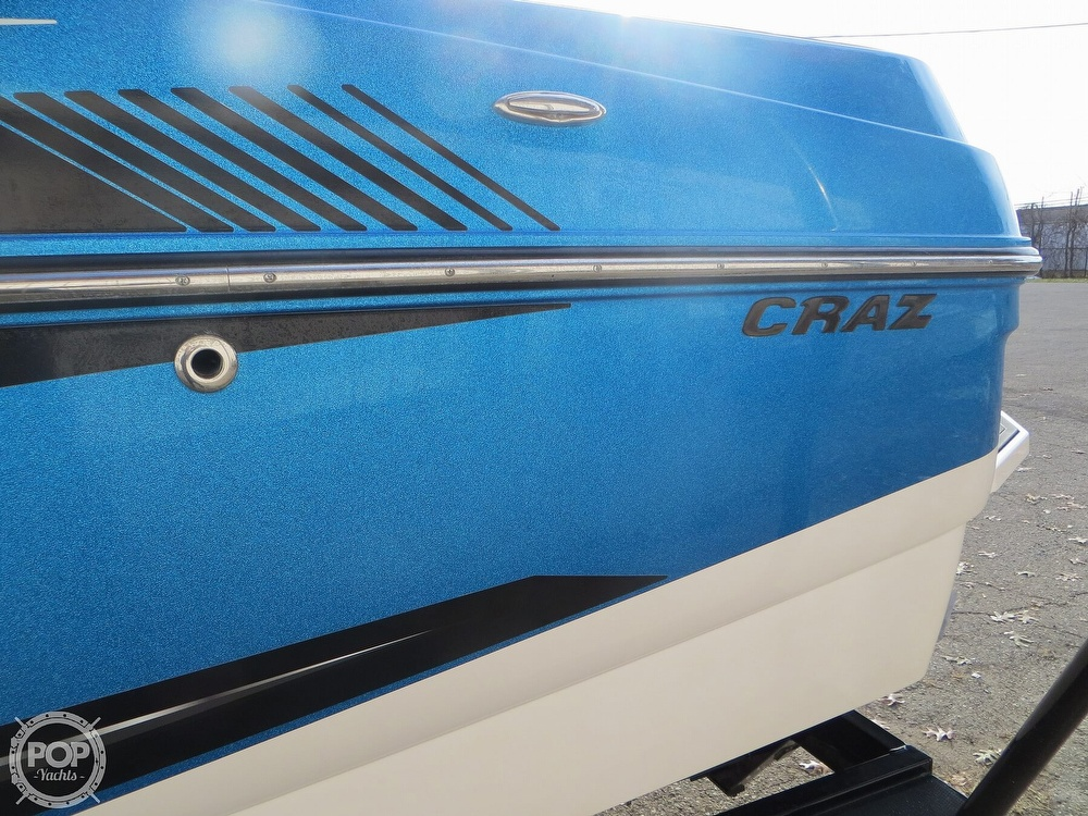 2017 Moomba boat for sale, model of the boat is Craz Surf & Image # 40 of 40