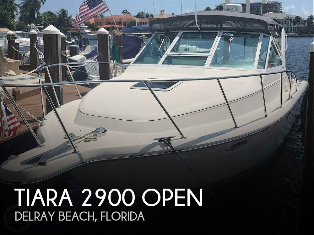 Used Tiara Boats For Sale by owner   1998 Tiara 2900 Open