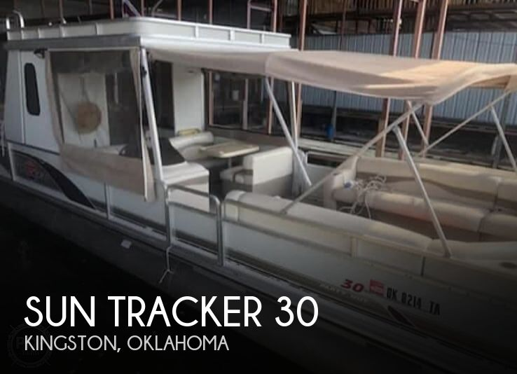 Used Tracker Boats For Sale in Oklahoma by owner | 2001 Sun Tracker 30