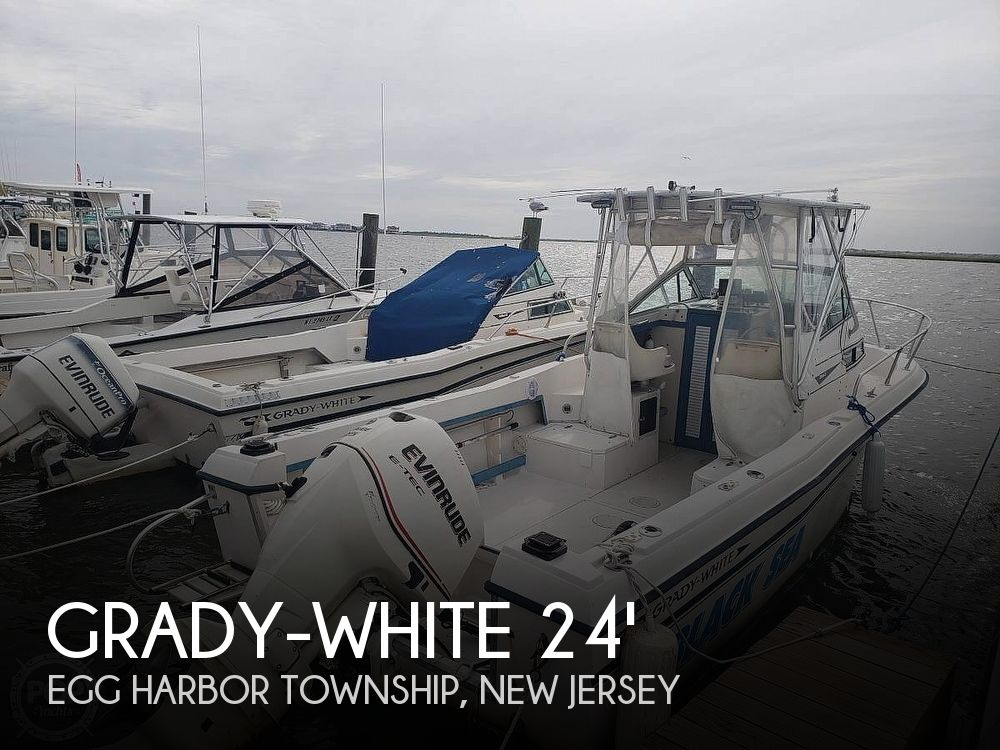 Used Grady-White 24 Offshore Boats For Sale by owner | 1990 Grady-White 24 Offshore