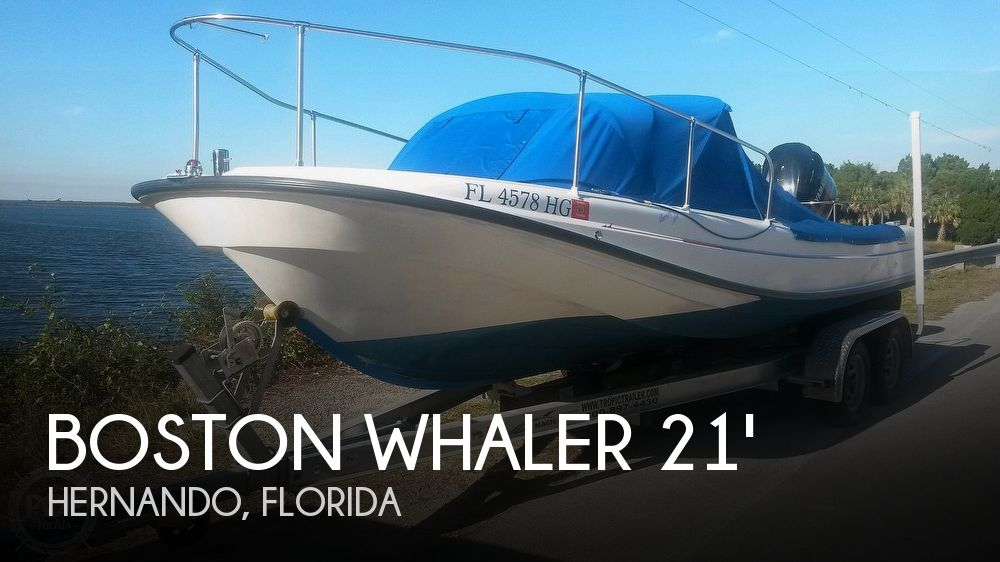 Used Boston Whaler Outrage 21 Boats For Sale by owner | 1972 Boston Whaler Outrage 21