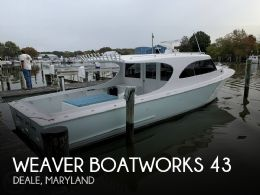 2018 Weaver Boatworks 43