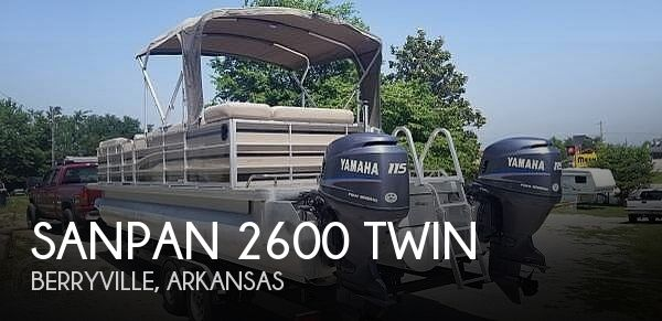 Used Boats For Sale in Springfield, Missouri by owner | 2005 Sanpan 26