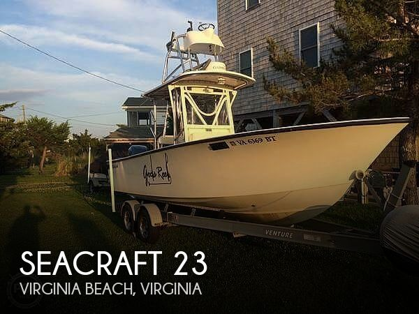 Used SEACRAFT Boats For Sale by owner | 1976 SeaCraft Seacraft Center: 25