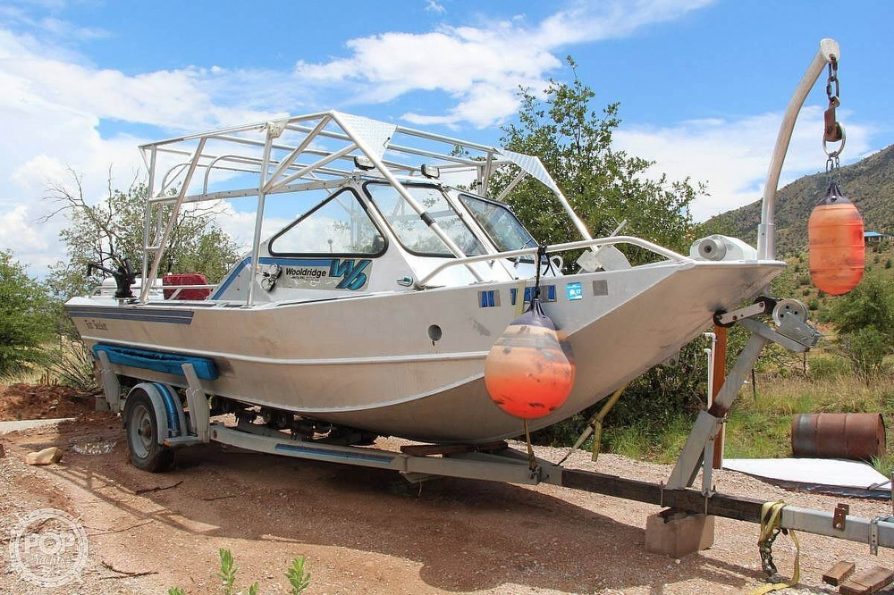 1986 Wooldridge boat for sale, model of the boat is Alaskan XL & Image # 6 of 14