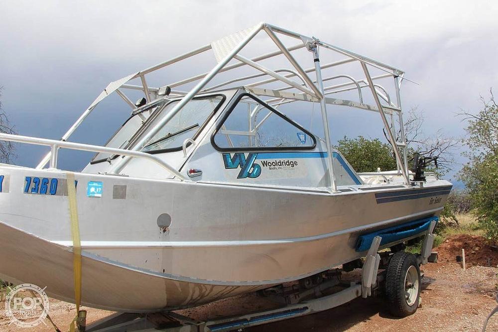 1986 Wooldridge boat for sale, model of the boat is Alaskan XL & Image # 7 of 14