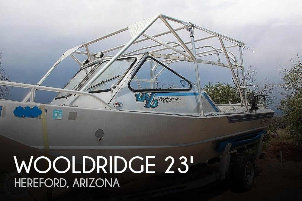 1986 Wooldridge boat for sale, model of the boat is Alaskan XL & Image # 1 of 14