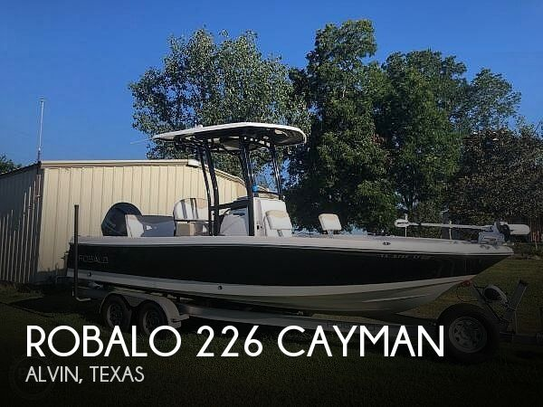 Used Robalo Boats For Sale by owner | 2018 Robalo 226