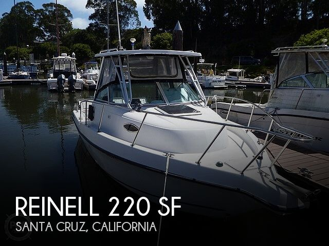 Used Reinell Boats For Sale by owner | 2001 Reinell 220C