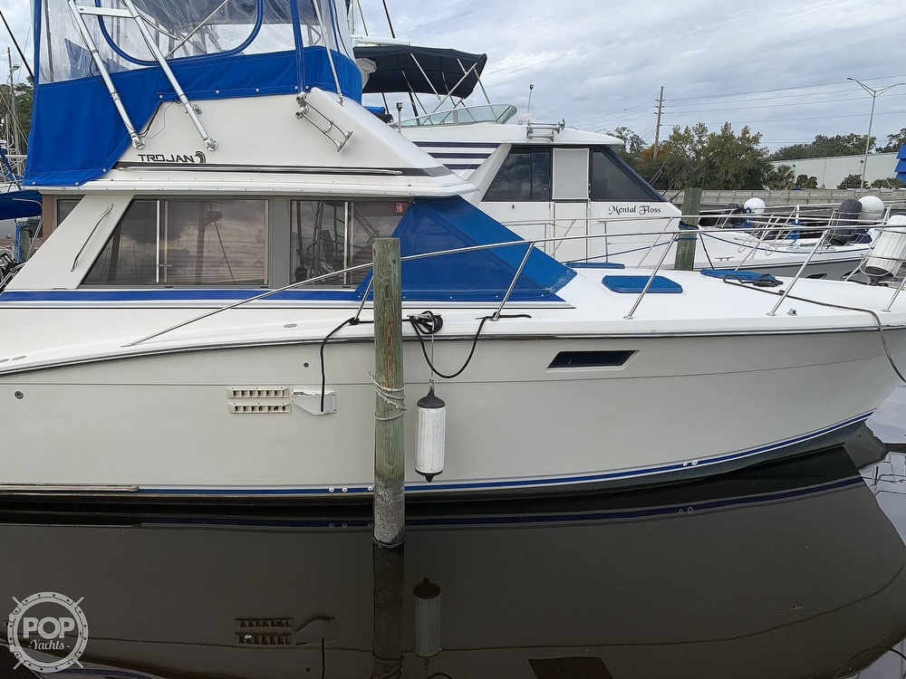 1989 Trojan boat for sale, model of the boat is F36 & Image # 32 of 40