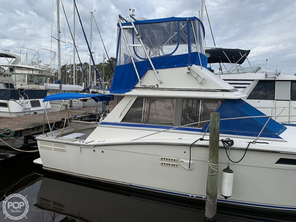 1989 Trojan boat for sale, model of the boat is F36 & Image # 34 of 40