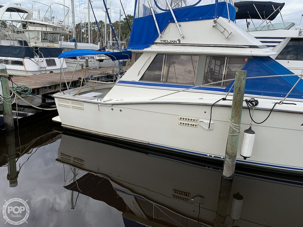 1989 Trojan boat for sale, model of the boat is F36 & Image # 35 of 40