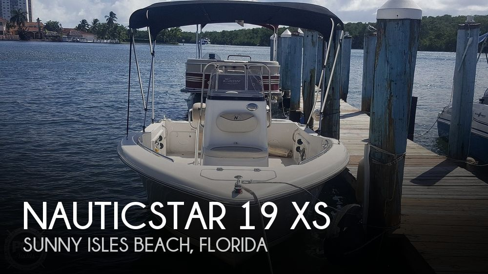 Used Nautic Star 19 Boats For Sale by owner | 2017 Nautic Star 19 XS