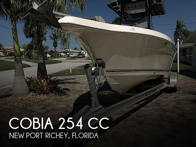 Used Cobia 25 Boats For Sale by owner | 2006 Cobia 254 CC