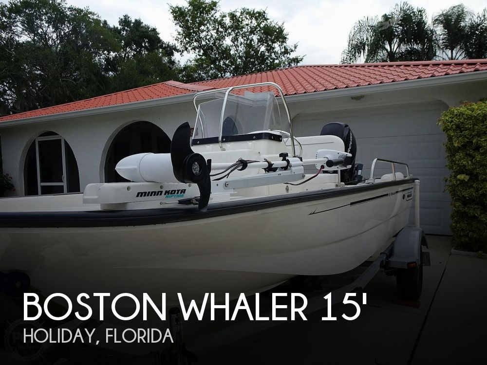 Used Boston Whaler 150 Montauk Boats For Sale by owner | 2008 Boston Whaler 150 Montauk