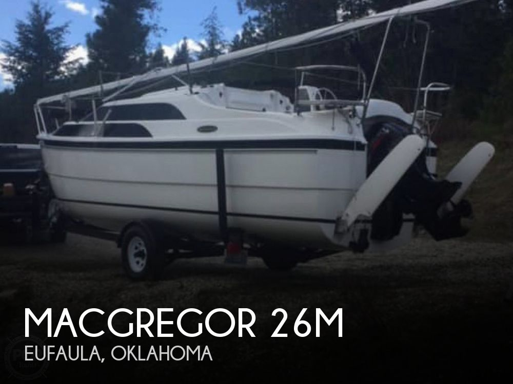 Used MacGregor Boats For Sale by owner | 2006 MacGregor 26M