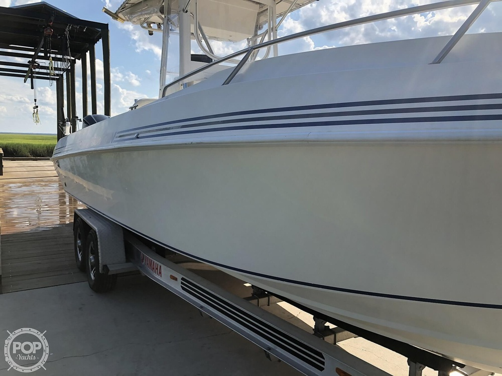 1996 Fountain boat for sale, model of the boat is 31 CC & Image # 34 of 40