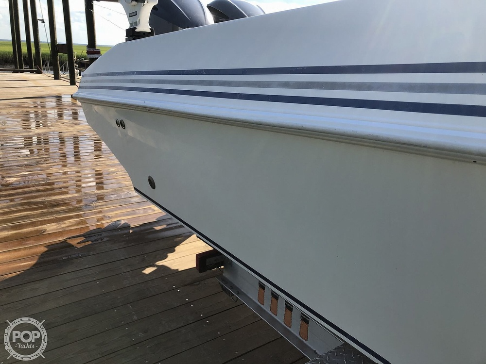 1996 Fountain boat for sale, model of the boat is 31 CC & Image # 37 of 40