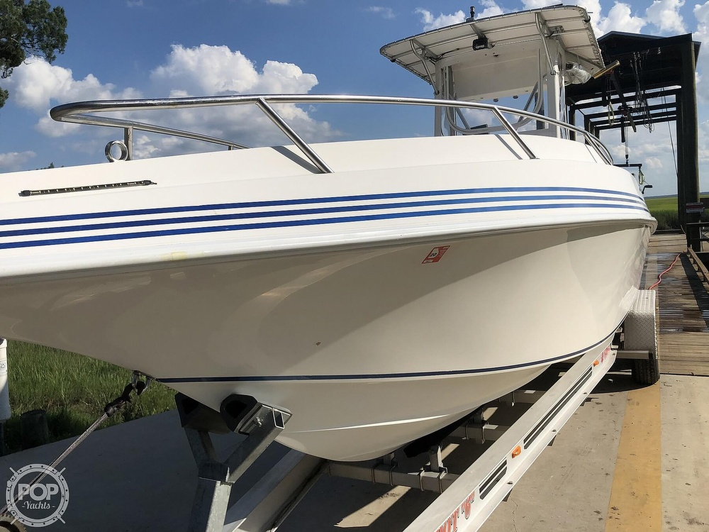 1996 Fountain boat for sale, model of the boat is 31 CC & Image # 25 of 40