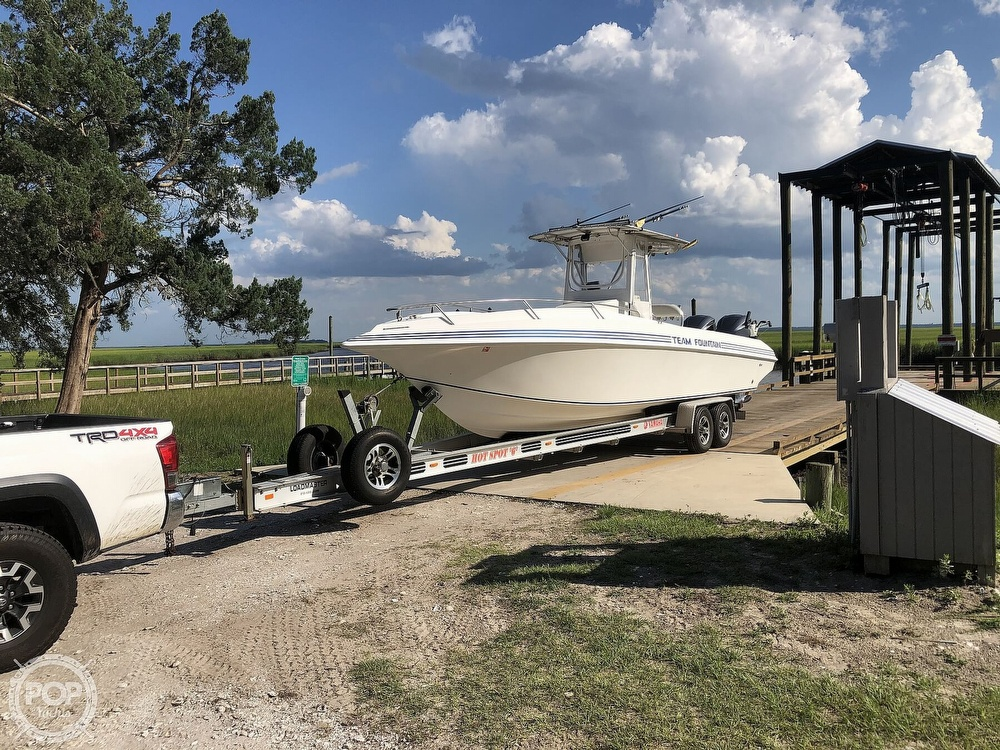 1996 Fountain boat for sale, model of the boat is 31 CC & Image # 4 of 40