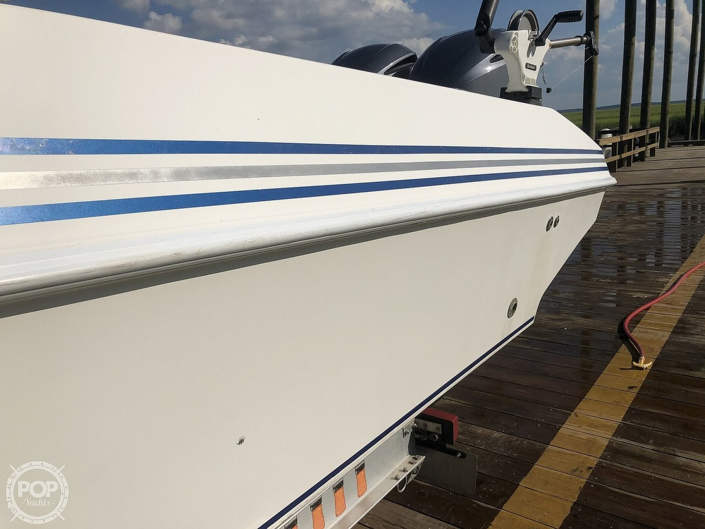 1996 Fountain boat for sale, model of the boat is 31 CC & Image # 29 of 40