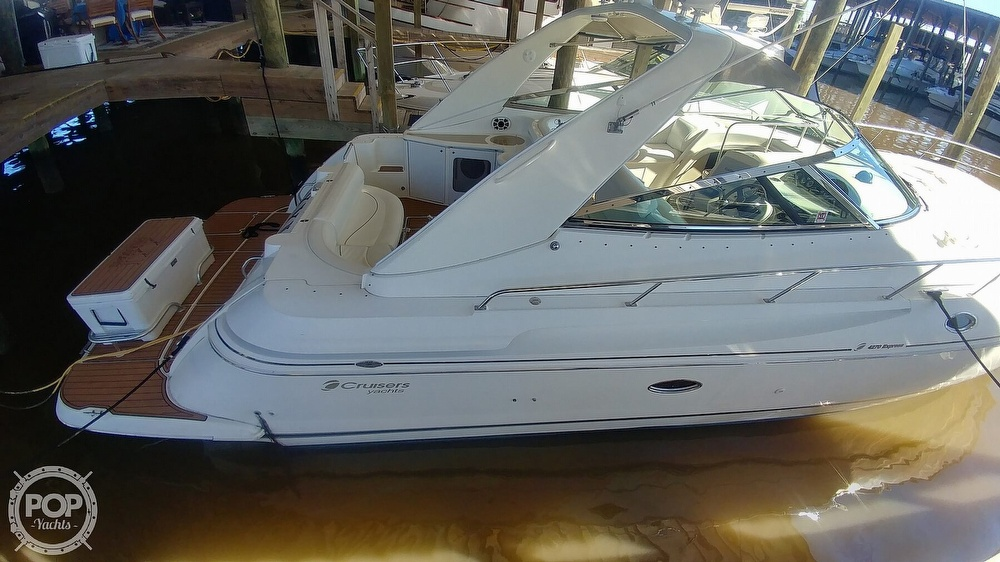 2000 Cruisers Yachts boat for sale, model of the boat is 4270 Express & Image # 37 of 40