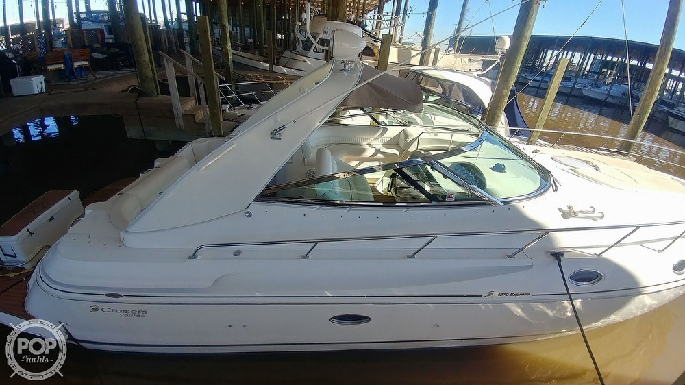 2000 Cruisers Yachts boat for sale, model of the boat is 4270 Express & Image # 38 of 40