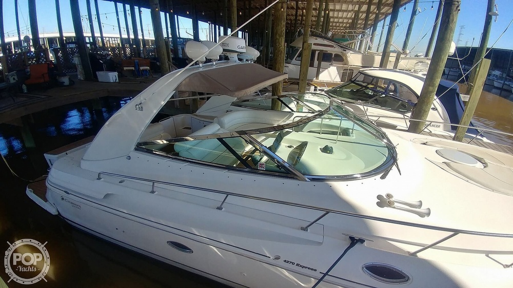 2000 Cruisers Yachts boat for sale, model of the boat is 4270 Express & Image # 39 of 40