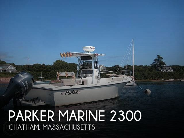 1997 Parker Marine boat for sale, model of the boat is 2300 & Image # 1 of 40