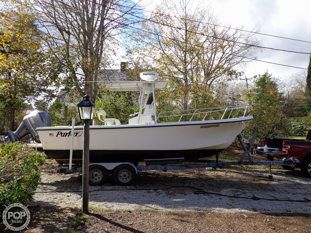 1997 Parker Marine boat for sale, model of the boat is 2300 & Image # 5 of 40