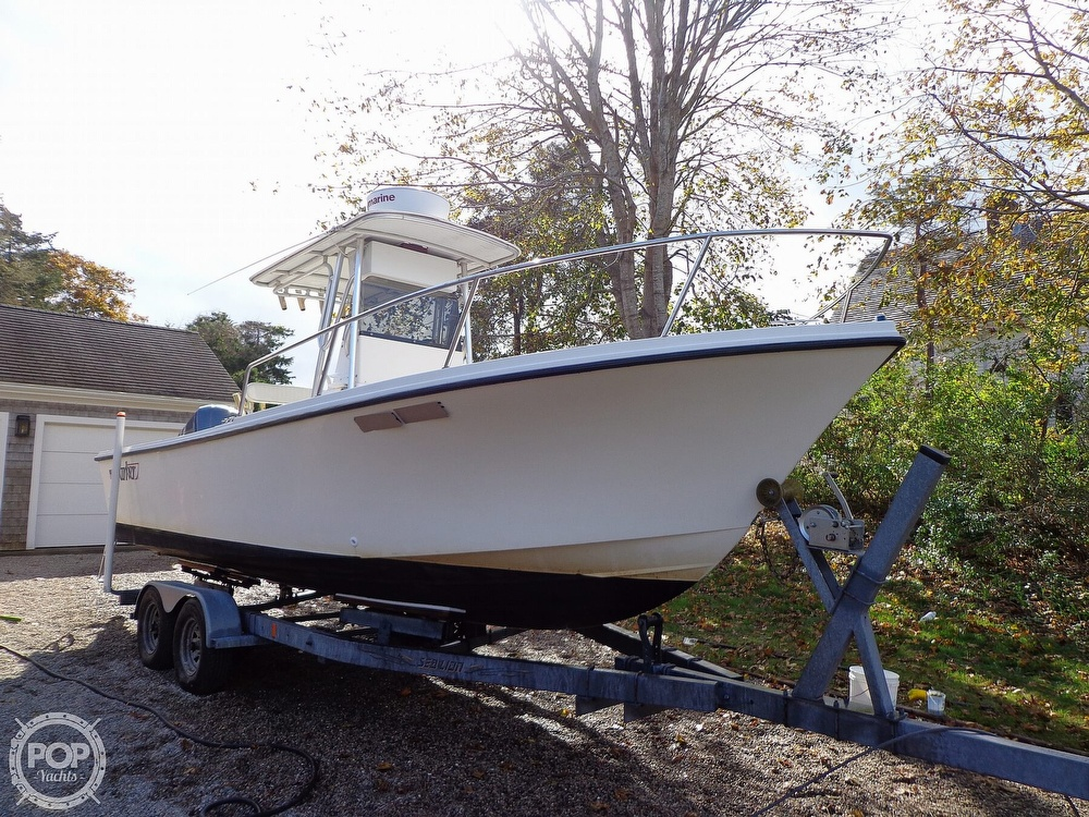 1997 Parker Marine boat for sale, model of the boat is 2300 & Image # 6 of 40