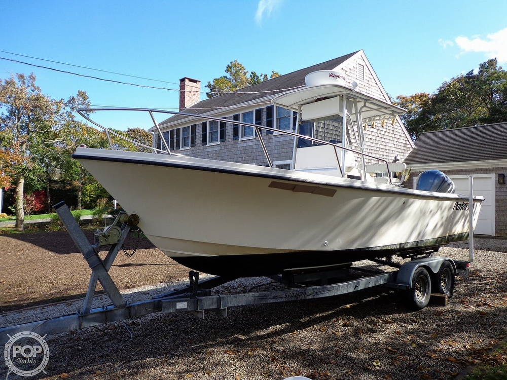 1997 Parker Marine boat for sale, model of the boat is 2300 & Image # 7 of 40