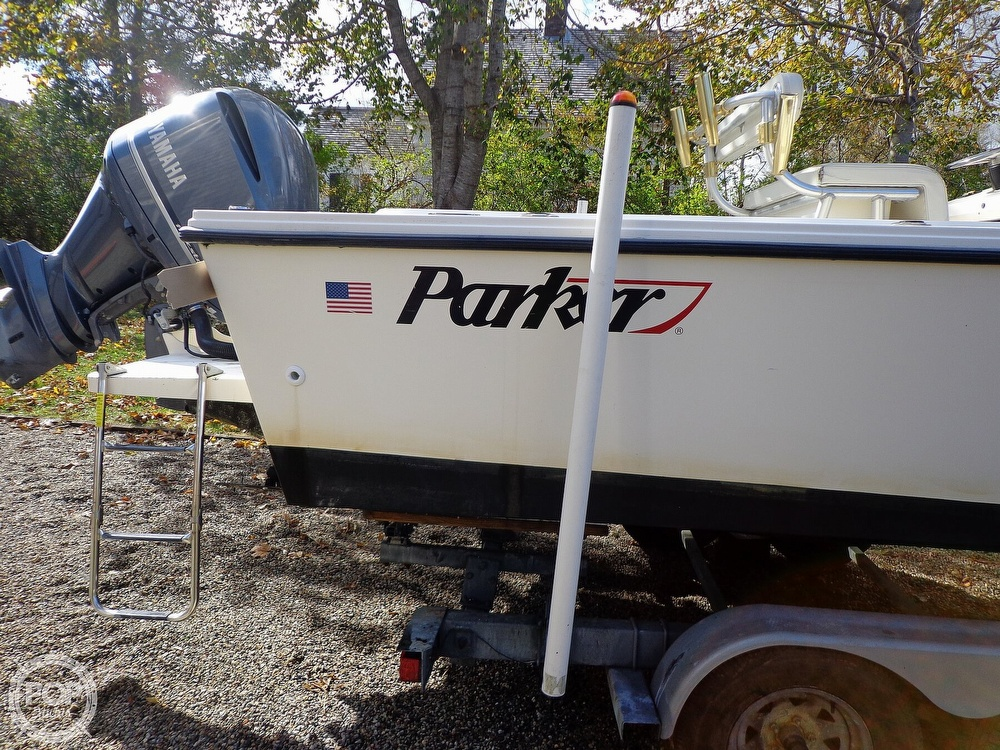 1997 Parker Marine boat for sale, model of the boat is 2300 & Image # 36 of 40