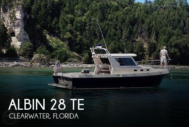 Used Albin Boats For Sale by owner | 1995 Albin 28 TE