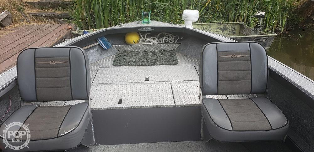 2013 Alumaweld boat for sale, model of the boat is Super Vee Pro & Image # 17 of 40