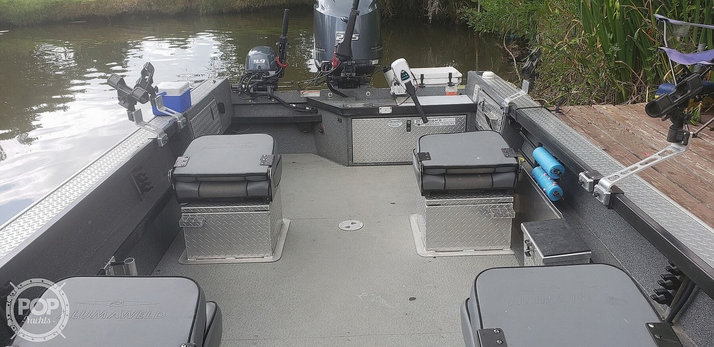 2013 Alumaweld boat for sale, model of the boat is Super Vee Pro & Image # 24 of 40