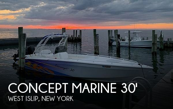 Used Concept Marine Boats For Sale by owner | 2003 Concept Marine 30